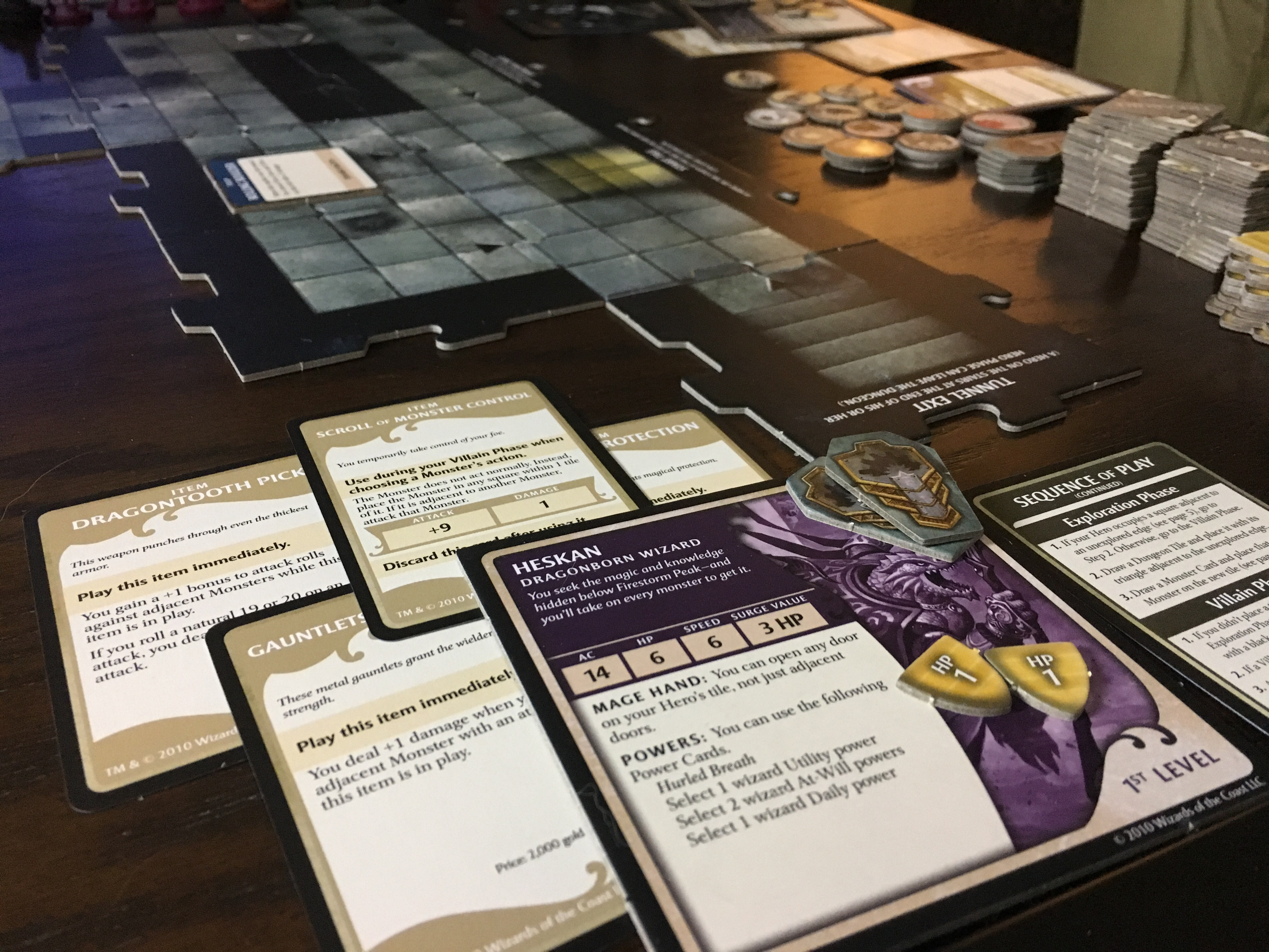 Tabletop – Page 2 – Hexes & Bows