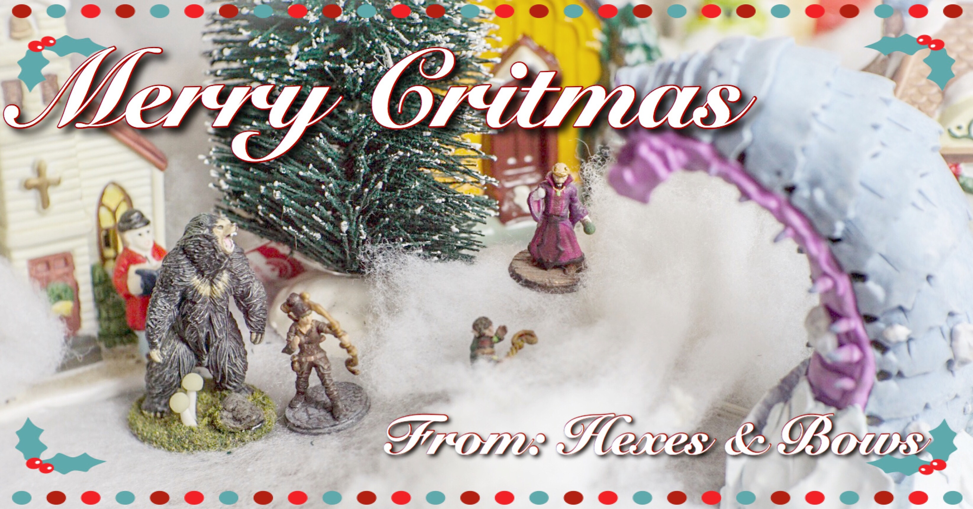 Happy Holidays & Updates